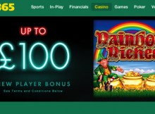 rainbow riches slot bonus