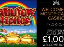 play rainbowriches slot machine