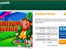 Rainbow Riches Slots Bonus
